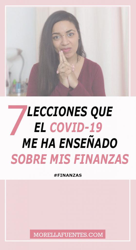 finanzas y covid-19