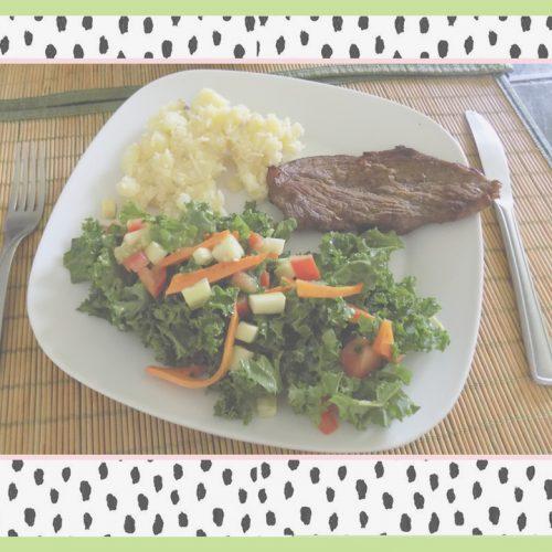 consumir kale